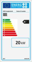 certificat energie firestar 18 40 - herz bioenergie