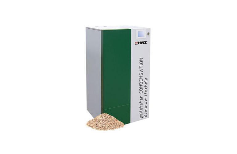 cazan pelletstar CONDENSATION 10 60 - herz bioenergie