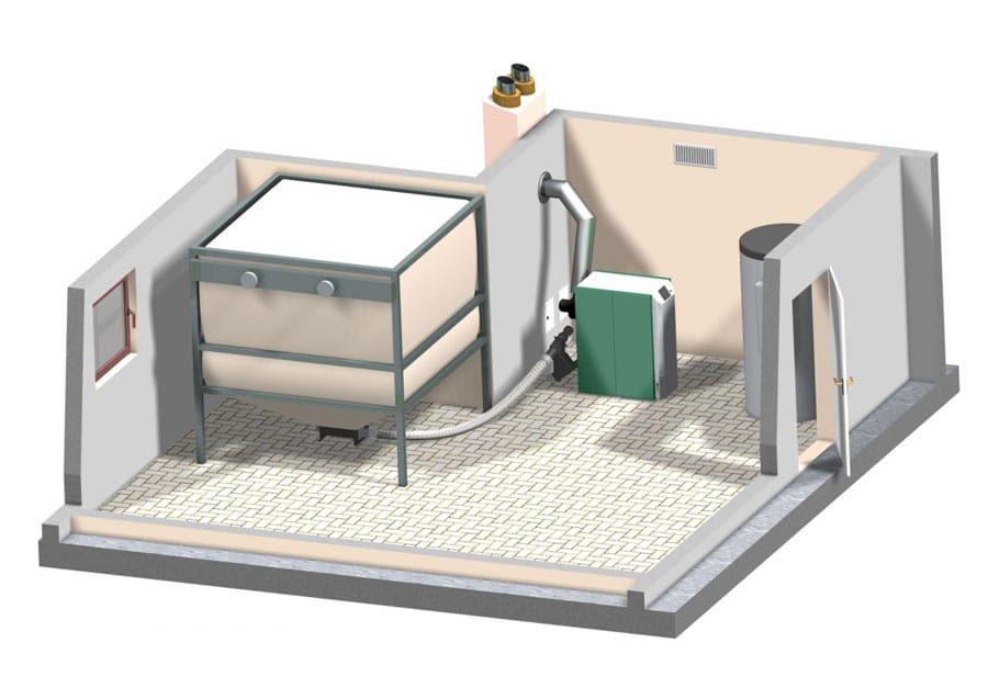 sisteme de depozitare si tehnica de transport pentru peleti - herz bioenergie