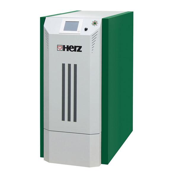 cazan pe peleti - herz bioenergy